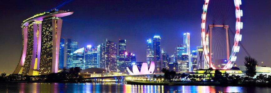 Купить авиабилеты Москва - Сингапур дешево и без комиссии. Цены на прямые рейсы