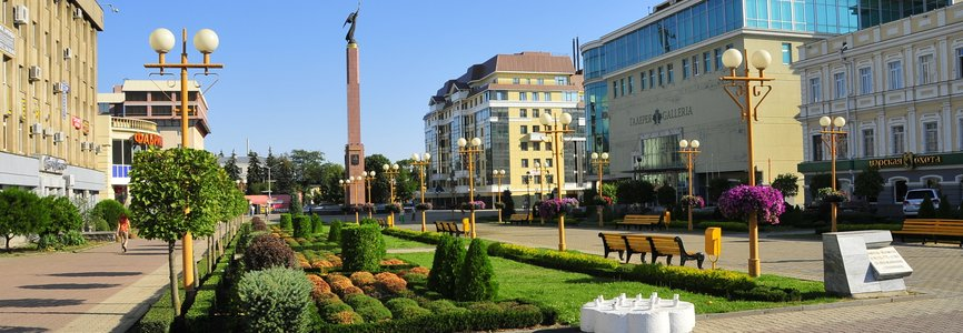 Купить авиабилеты Москва - Ставрополь дешево и без комиссии. Цены на прямые рейсы