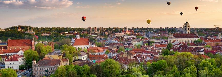 Купить авиабилеты Москва - Литва дешево и без комиссии. Цены на прямые рейсы