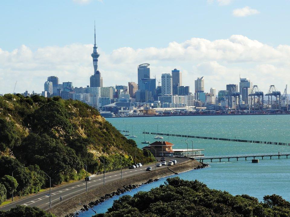 Lennot Aucklandiin edullisemmin netistä.