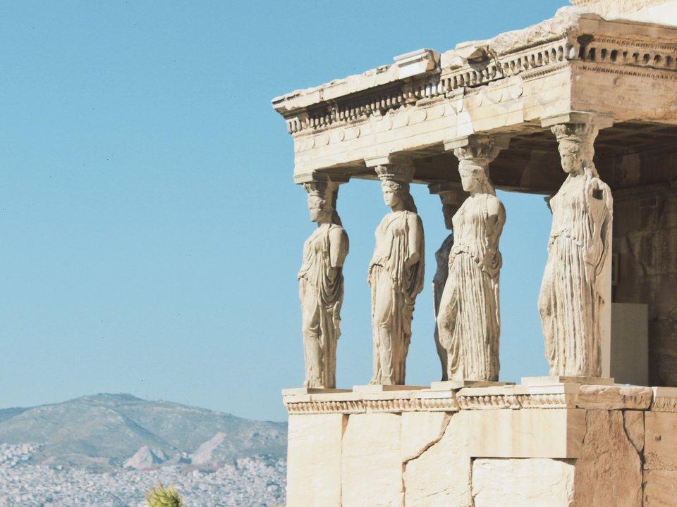 Lennot Ateenaan edullisemmin netistä.