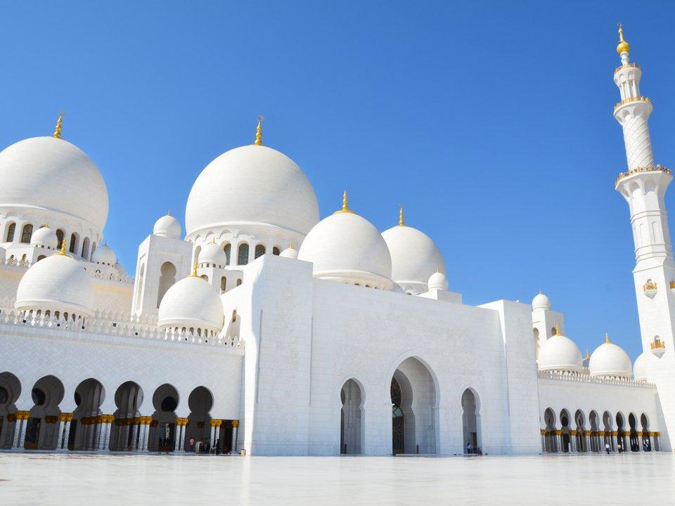 Lennot Abu Dhabiin edullisemmin netistä.