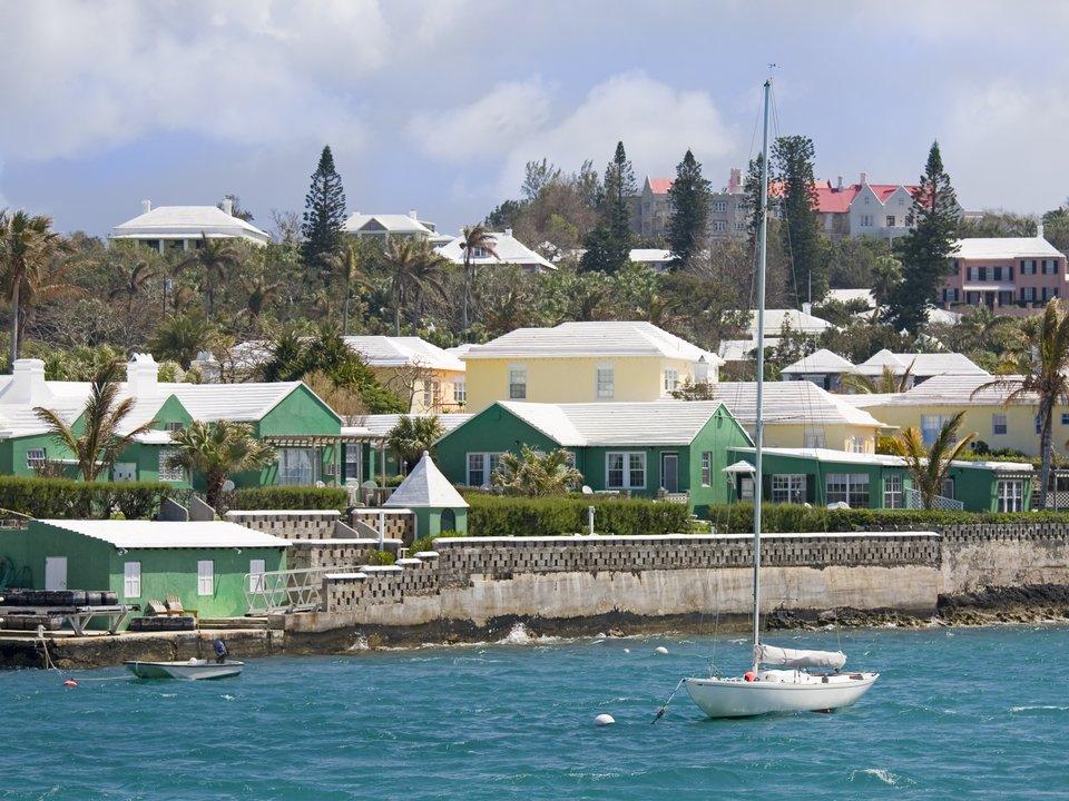 Дешевые авиабилеты из Бермудских Островов