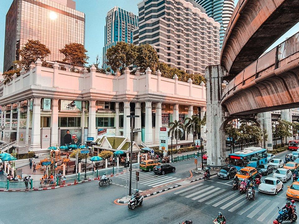 Lennot Pattayaan edullisemmin netistä.