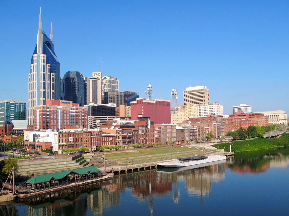 Lennot Nashvilleen edullisemmin netistä.