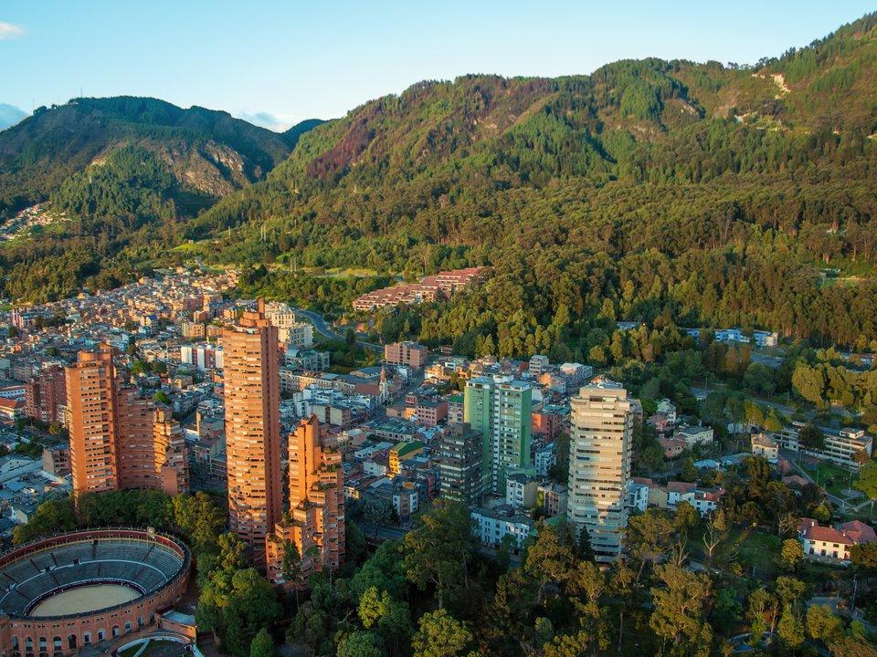 Дешевые авиабилеты Кито Богота