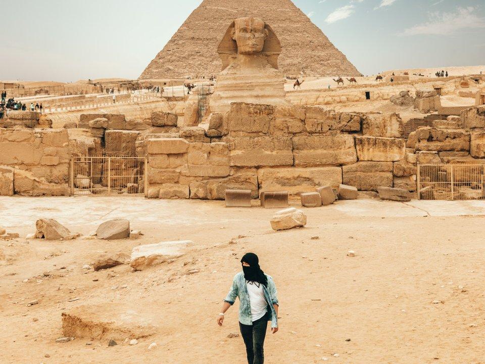 Lennot Kairoon edullisemmin netistä.
