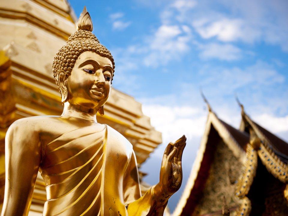 Дешевые авиабилеты Бангкок Чиангмай