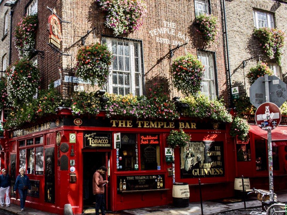 Дешевые авиабилеты Вильнюс Ирландия