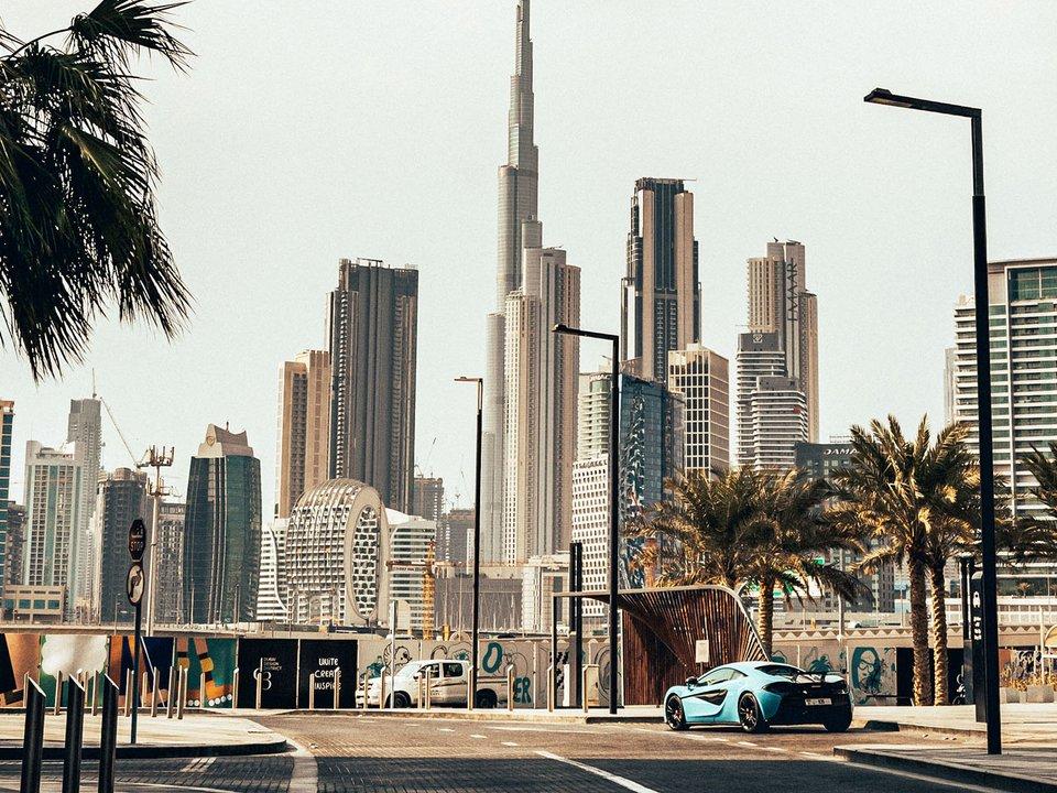 Lennot Dubaiin edullisemmin netistä.