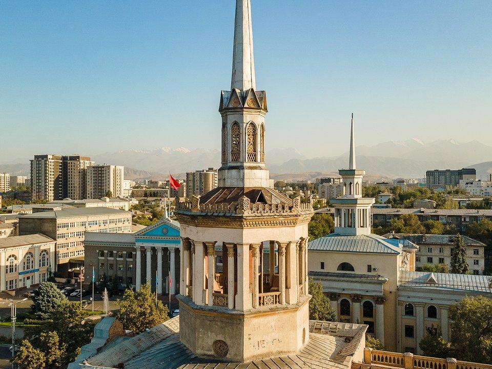 Дешевые авиабилеты Саратов Киргизия