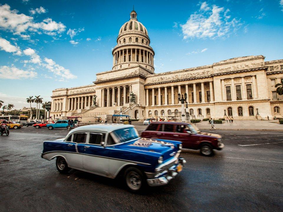 Lennot Havannaan edullisemmin netistä.