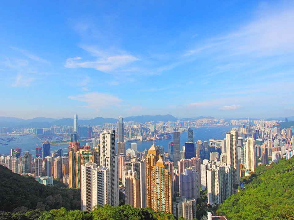 Lennot Hongkongiin edullisemmin netistä.