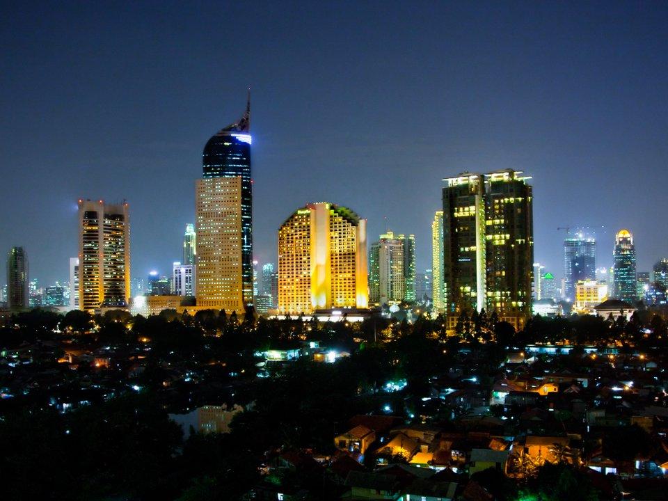 Lennot Jakartaan edullisemmin netistä.