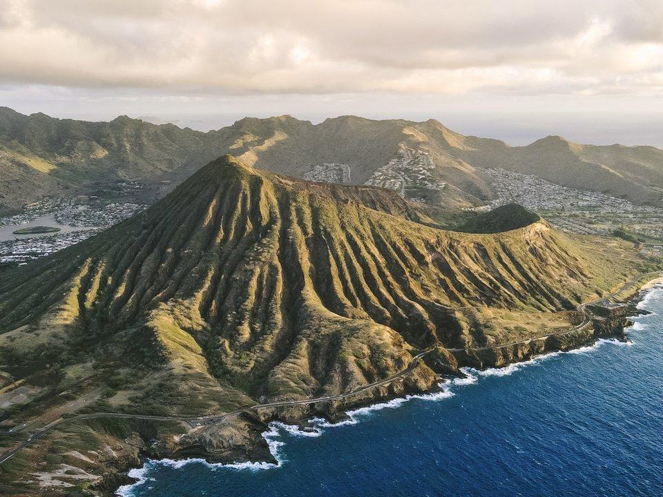 Lennot Honoluluun edullisemmin netistä.