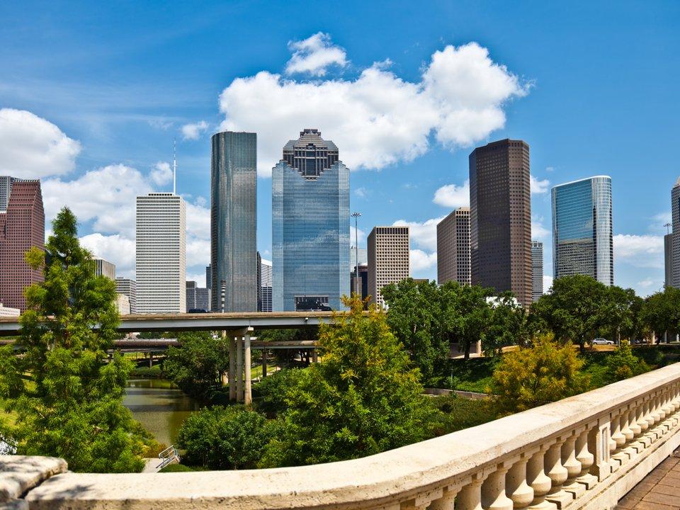 Lennot Houstoniin edullisemmin netistä.