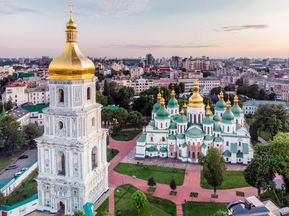 Дешевые авиабилеты Бишкек Киев
