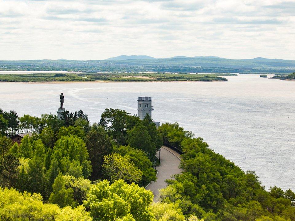Дешевые авиабилеты в Хабаровск