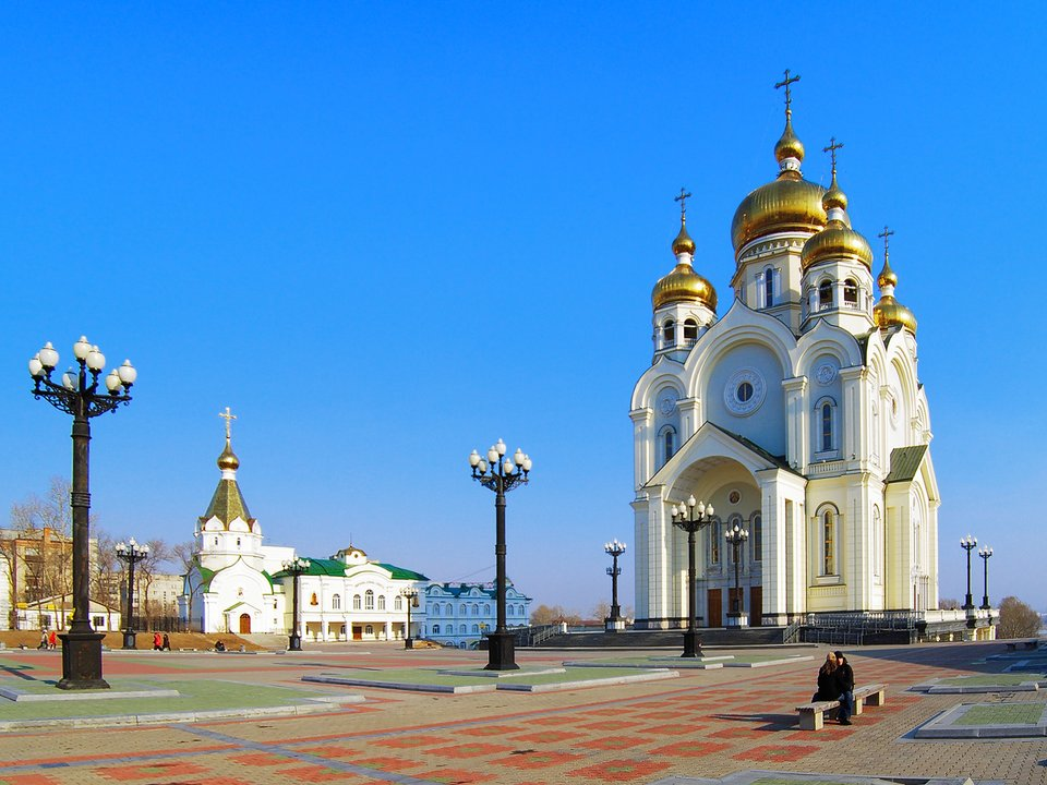 Дешевые авиабилеты Оренбург Хабаровск