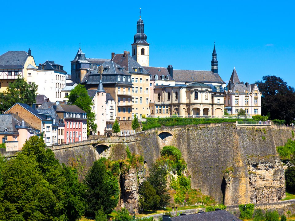 Дешевые авиабилеты Цюрих Люксембург