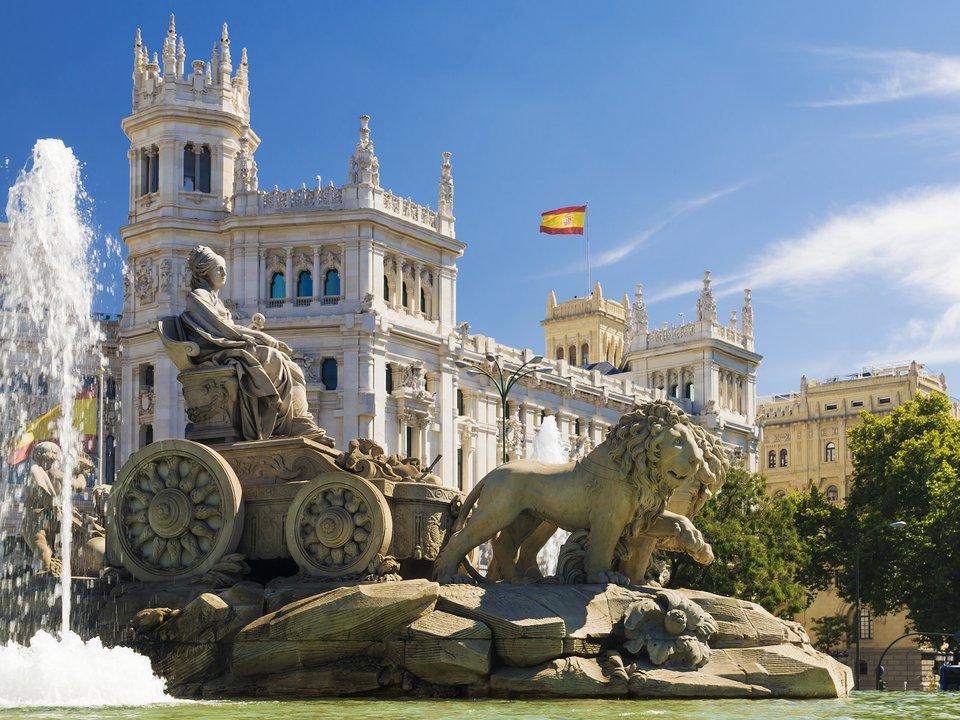 Lennot Madridiin edullisemmin netistä.