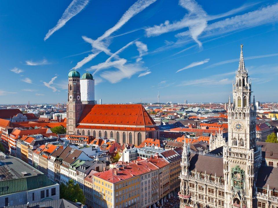 Lennot Müncheniin edullisemmin netistä.