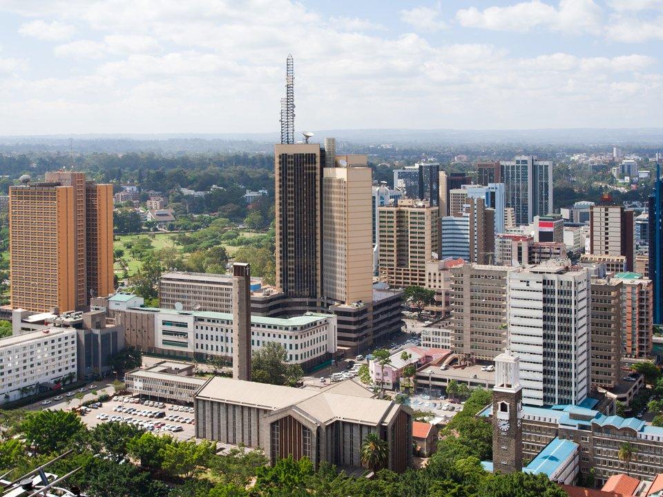 Дешевые авиабилеты Чикаго Найроби