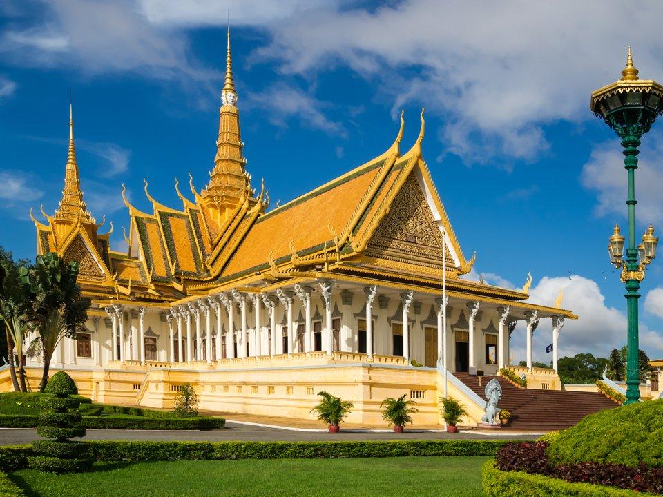 Lennot Phnom Penhiin edullisemmin netistä.