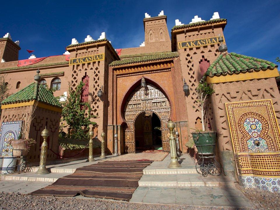 Lennot Marrakechiin edullisemmin netistä.