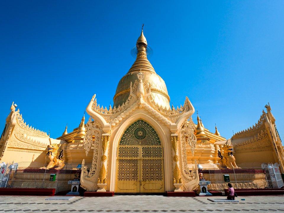 Дешевые авиабилеты Бангкок Мьянма