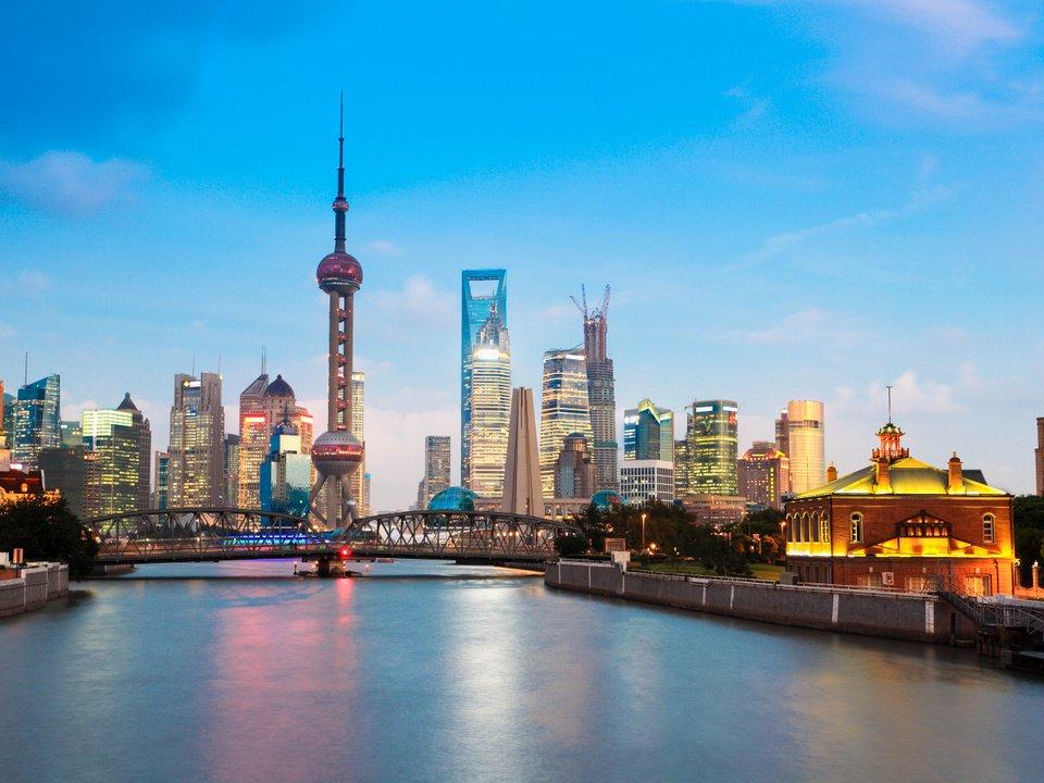 Lennot Shanghaiin edullisemmin netistä.
