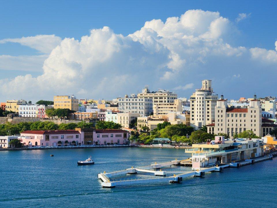 Дешевые авиабилеты Санкт-Петербург Пуэрто-Рико