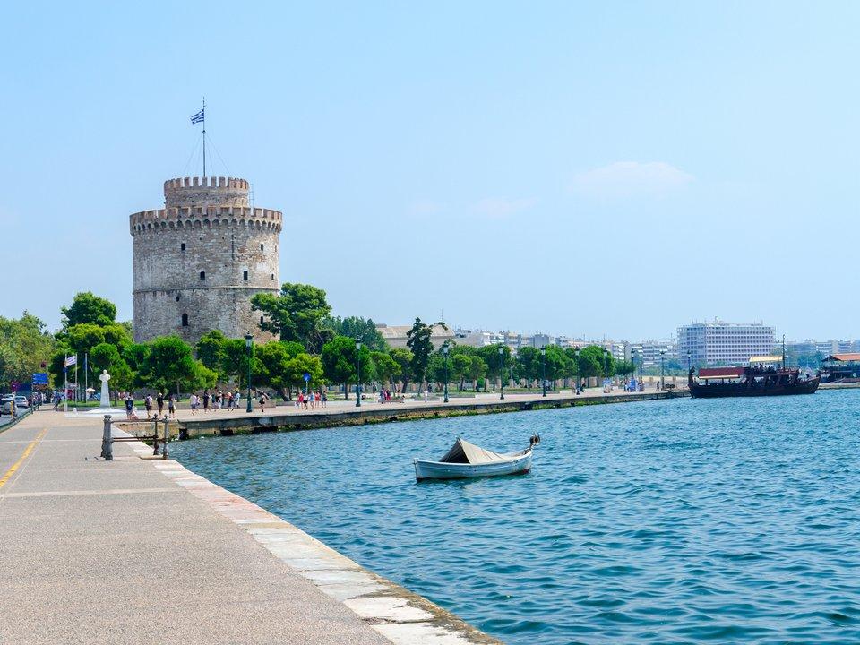 Lennot Thessalonikiin edullisemmin netistä.