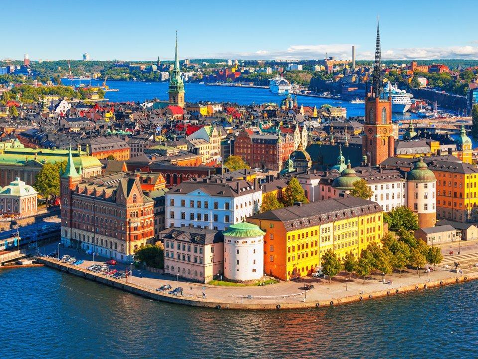 Дешевые авиабилеты Рига Швеция