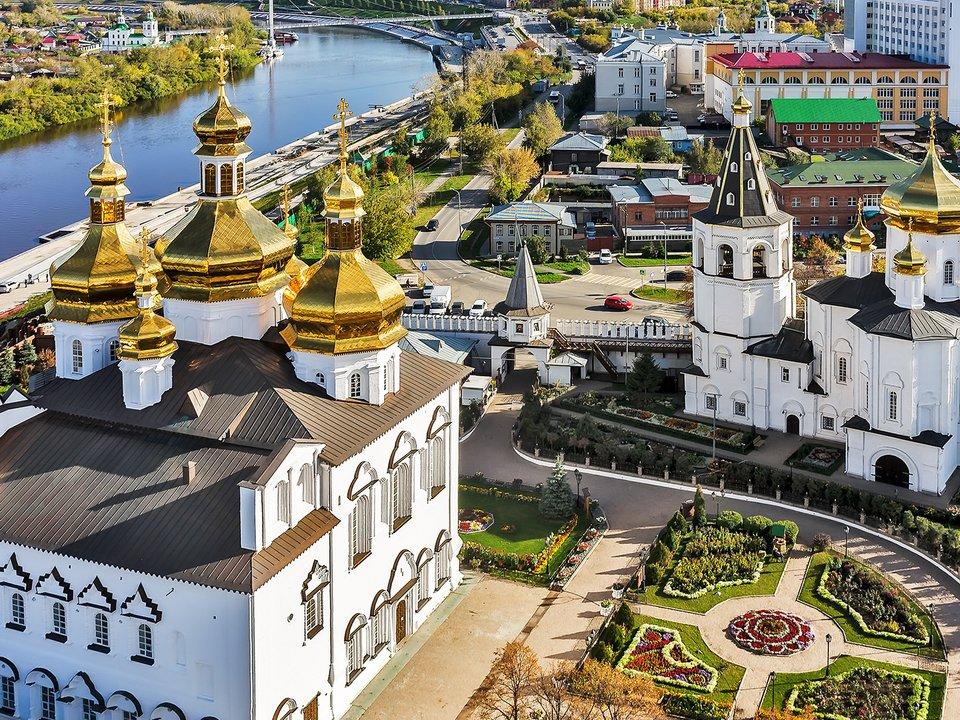 Дешевые авиабилеты Санкт-Петербург Тюмень