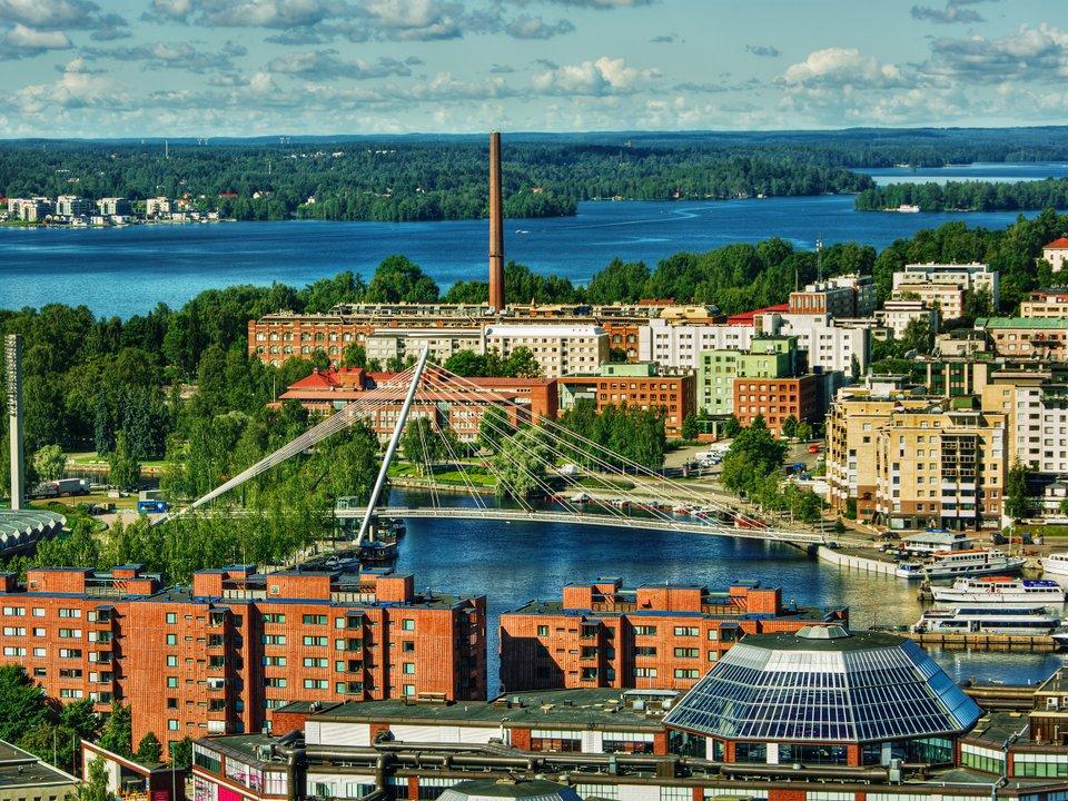 Lennot Tampereelle edullisemmin netistä.