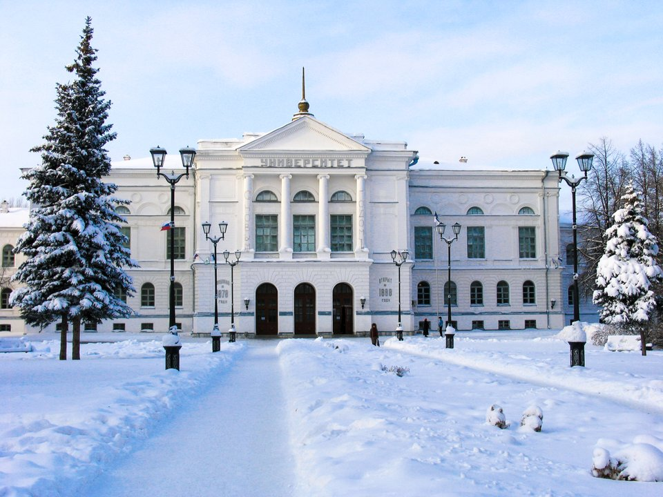 Дешевые авиабилеты Оренбург Томск
