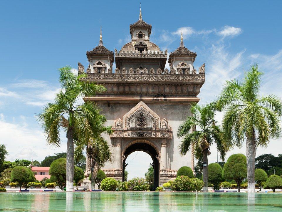 Lennot Vientianeen edullisemmin netistä.