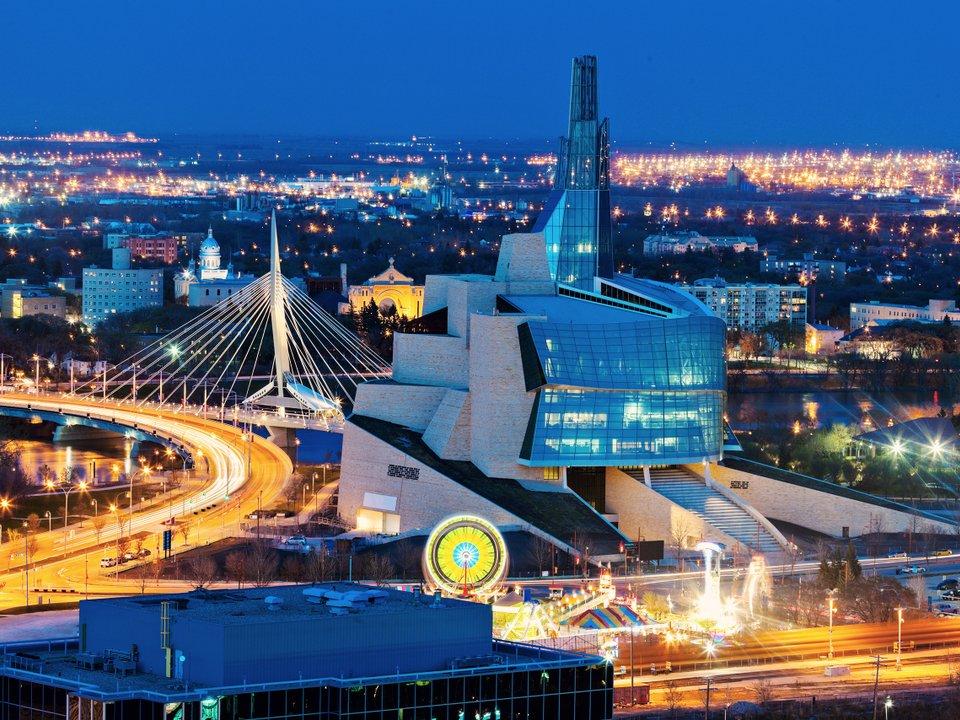 Lennot Winnipegiin edullisemmin netistä.