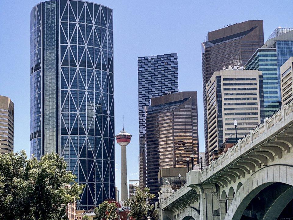 Lennot Calgaryyn edullisemmin netistä.